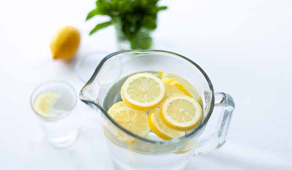 Benefits of Lemon Water For Losing Weight