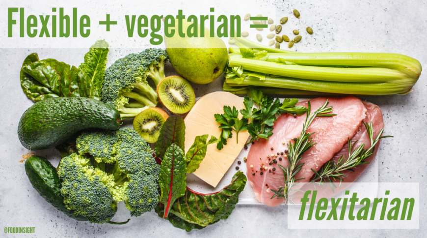 Flexitarian diet: The Perfect Regime For (almost) Vegetarians